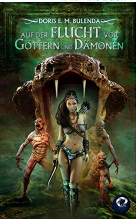 Cover vom Buch Auf der Flucht vor Göttern und Dämonen