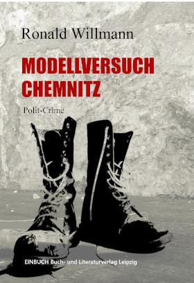 Cover vom Buch Modellversuch Chemnitz