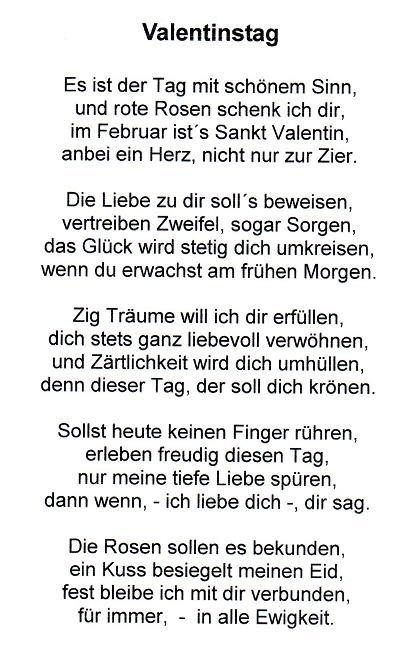 Gedicht Valentinstag Von Horst Rehmann Bei E Stories.de (Thema Des Monats)