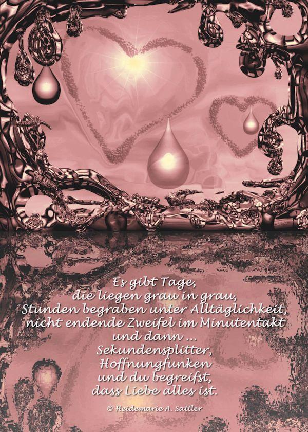 Liebe ist gedicht Gedicht ist