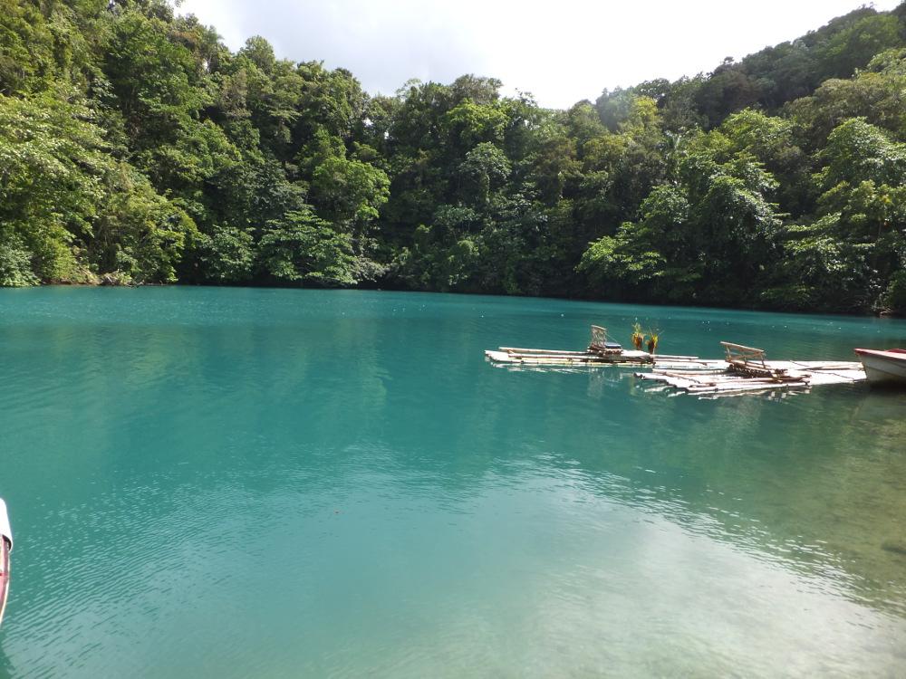Blue Lagoon / Jamaika - (c) <a href=http://www.js-touristik.de>Jörg Schwab Touristik</a> - Fotograf: Jörg Schwab