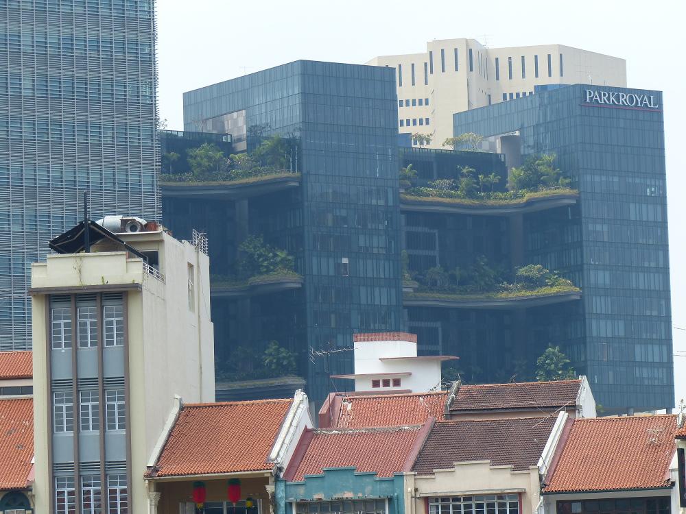 Fliegende Gärten in Singapur - (c) <a href=http://www.js-touristik.de>Jörg Schwab Touristik</a> - Fotograf: Jörg Schwab